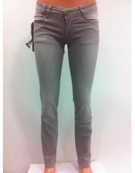 Gri Kadın Kot Pantolon
