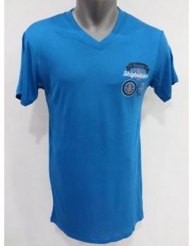 Mavi Erkek T-shirt