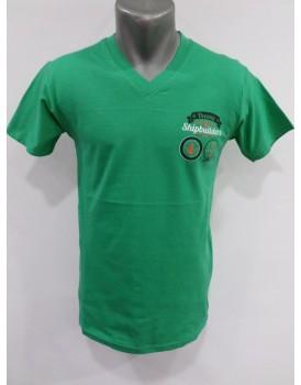 Yeşil Erkek T-shirt